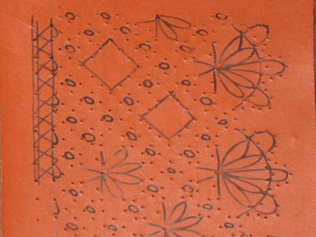 modèle de base du 1er carton